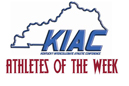 Three Red Wolves won KIAC athlete of the week honors.
