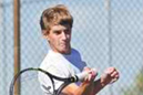 Connor Kramer will play tennis for IU East.