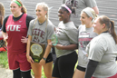 The IU East women's track team was second at the KIAC meet.