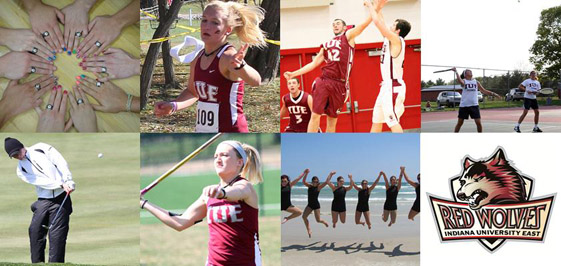 Which photo is your favorite IU East athletics image of 2012?