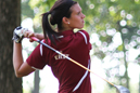Shawna Phelps posted IU East's best score on Sept. 15.